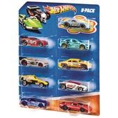 Машини оригінал hot wheels 9-Pack (Styles May Vary)
