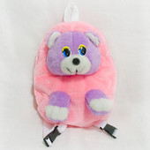 Детский рюкзак Мишка, медведь мягкая игрушка