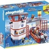Playmobil 5539 Береговая охрана. Супер набор из Германии