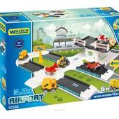 Игровой набор Wader Аэропорт 53350 Kid Cars 3D