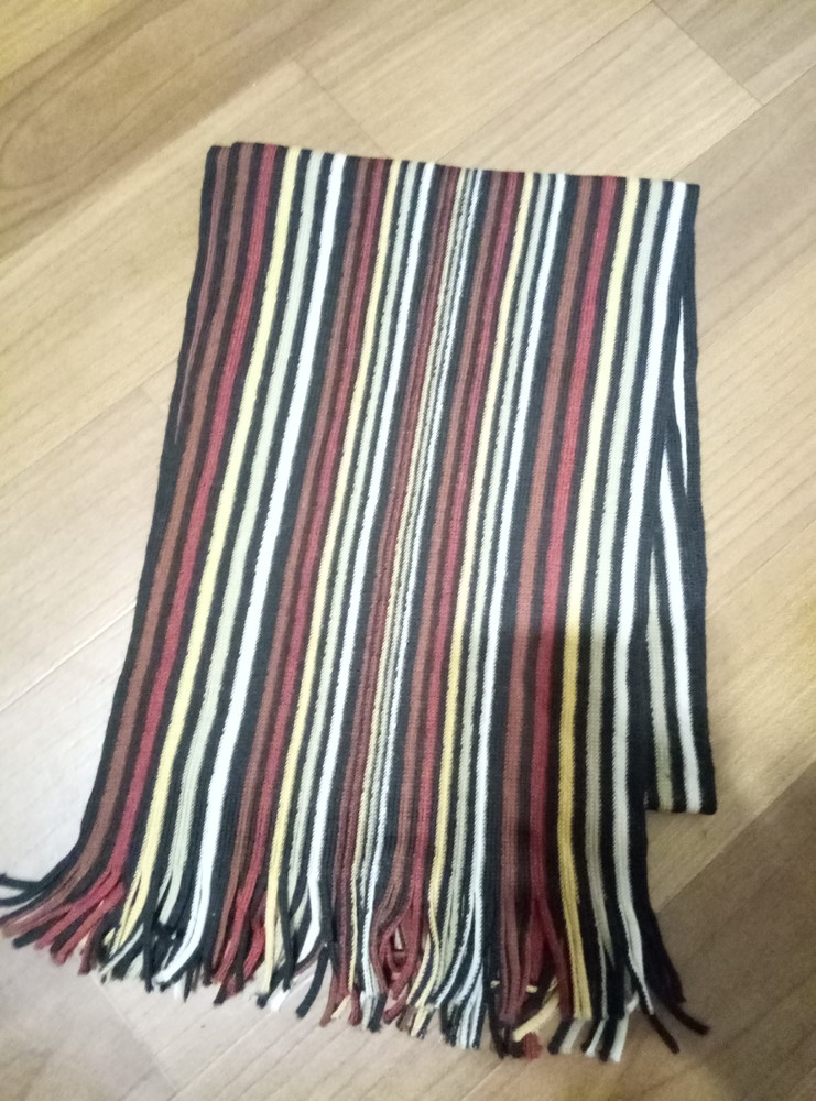 Новый шерстяной мягкий шарф фото №1
