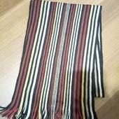 Новый шерстяной мягкий шарф