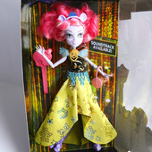 Шарнирная кукла Мауседес Кинг - интриги большого города Буу-Йорк Boo york monster high монстер хай