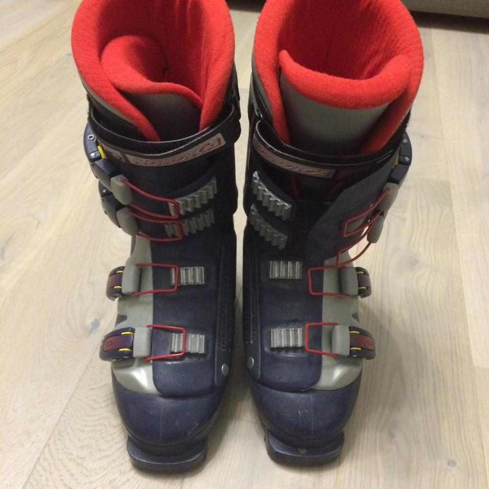 Черевики лижні лыжные (ботинки) nordica 39 р. фото №1