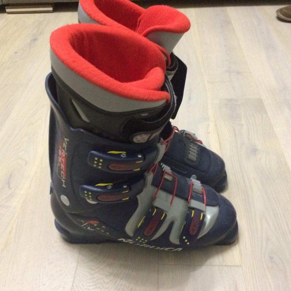 Черевики лижні лыжные (ботинки) nordica 39 р. фото №3