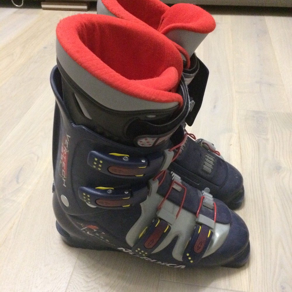 Черевики лижні лыжные (ботинки) nordica 39 р. фото №4