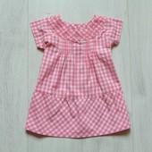 Нежное платье для маленькой принцессы. Polarn O.Pyret. Размер 4-6 месяцев. Состояние: новой вещи