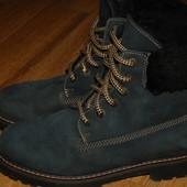 Утеплённые ботинки 42 р Landrover Италия