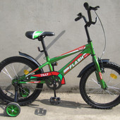 Велосипед детский Tilly 18 дюймов 21841