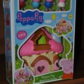 Сказочный домик Свинка Пеппа Peppa Pig