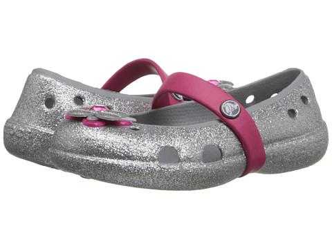 Crocs kids keeley glitter springtime р 12 оригинал фото №2