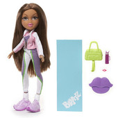 Bratz Fierce Fitness Doll - Yasmin