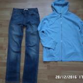 """Levi""""s класні фірмові джинси+ спортивна кофта"""