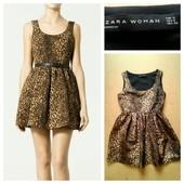 Фирменное платье Zara, размер S