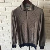 Мужской свитер woolen art M