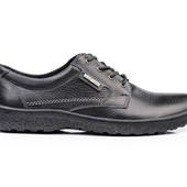 Туфли Мужские Кожаные (057ф)