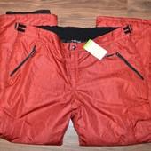 Зимние теплые лыжные штаны размер XXL