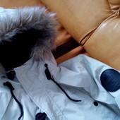 Парка зимняя, куртка Cedar Wood (S-М)