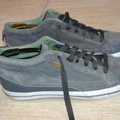 Pointer 45-46р туфли мокасины слипоны. Кожаные.