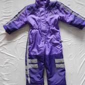 р. 104-110, термокомбинезон, My wear, Швеция, теплый зимний лыжный комбинезон