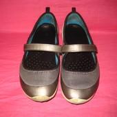 Фирменные кожаные туфли Ecco Biom (оригинал) - 40 размер