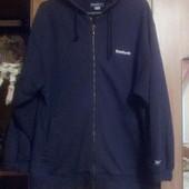 Теплый балахон с капюшоном размер L (50) бренд Reebok, в хорошем состоянии