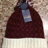 Фирменная шапка Новый год Burton (трансформер).Новая!Эксклюзив!!