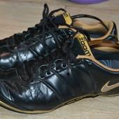 Nike zoom 38р кожаные кроссовки. Оригинал