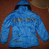 Двухсторонняя зимняя мужская куртка размер хл-ххл