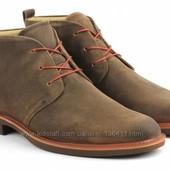 Бесплатная доставка. Ессо стильные кожаные деми ботинки 43р.