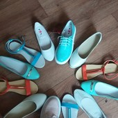 Весна-лето от 499грн.100% кожа, вся обувь в наличии лоферы,балетки,босоножки