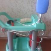 Тележка для маленького доктора