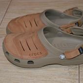 Crocs 42р оригинал сандалии шлепанцы