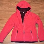 Ветровка, куртка флисовая SoftShell Crane рост 152 см.