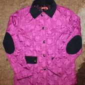 Куртка деми на девочку 134-140р