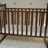 Кроватка-качалка Верес Соня