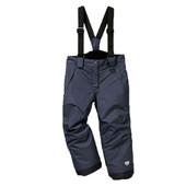 86-92р Зимние штаны брюки полукомбинезон теплые комбинезон