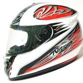 Мотошлем Nitro Platinum M57-58 мото шлем шолом интеграл экипировка