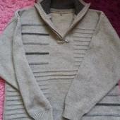 Теплый зимний свитер
