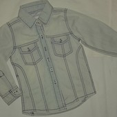 Джинсовая рубашка  Palomino ( 98 см )