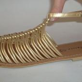 Шикарные босоножки сандалии Catisa 40р широкая полная стопа