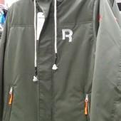 Куртка Reebok . Новая модель ! Весна 2017 .