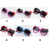 Модные Солнцезащитные Очки с китти минни
