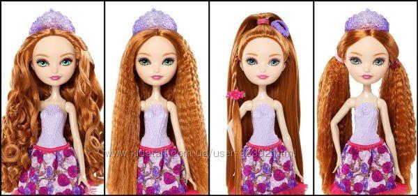 Кукла стильные прически холли охара фото №1