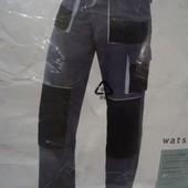 Рабочие штаны Watsons, Германия, 56 размер