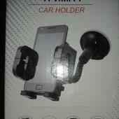 Автомобильный держатель для телефонов тримач (3)