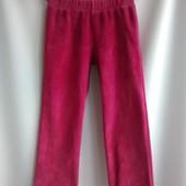 Велюровые штанишки  Impidimpi на  рост 104