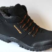 Мужские зимние ботинки под Timberland в наличии