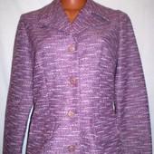 Красивый пиджак philip dale 50 размер Англия