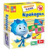 Фикси игры Крокодил vt 2107-04 Vladi Toys